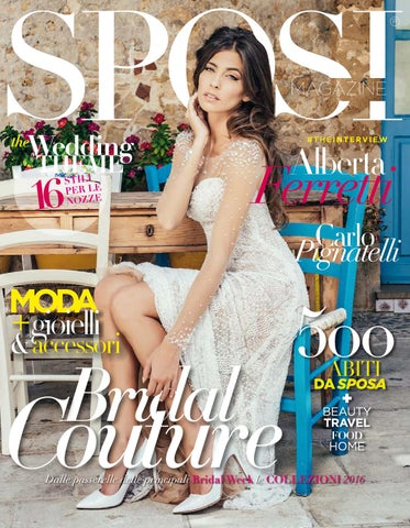 Sposi Magazine by Sposi Magazine - issuu 167a466b508