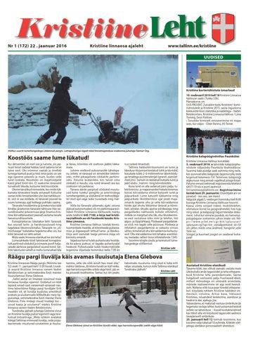 488bd4bd021 Kristiine Leht_jaanuar2016 by kristiinelv - issuu