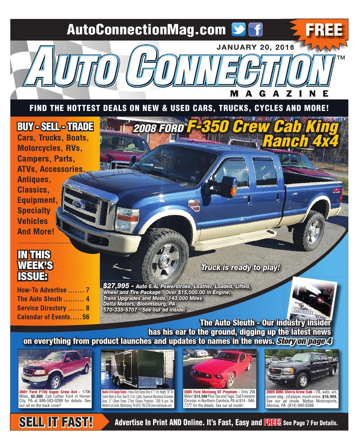01 20 16 auto connection magazine by auto connection magazine issuu publicscrutiny Images