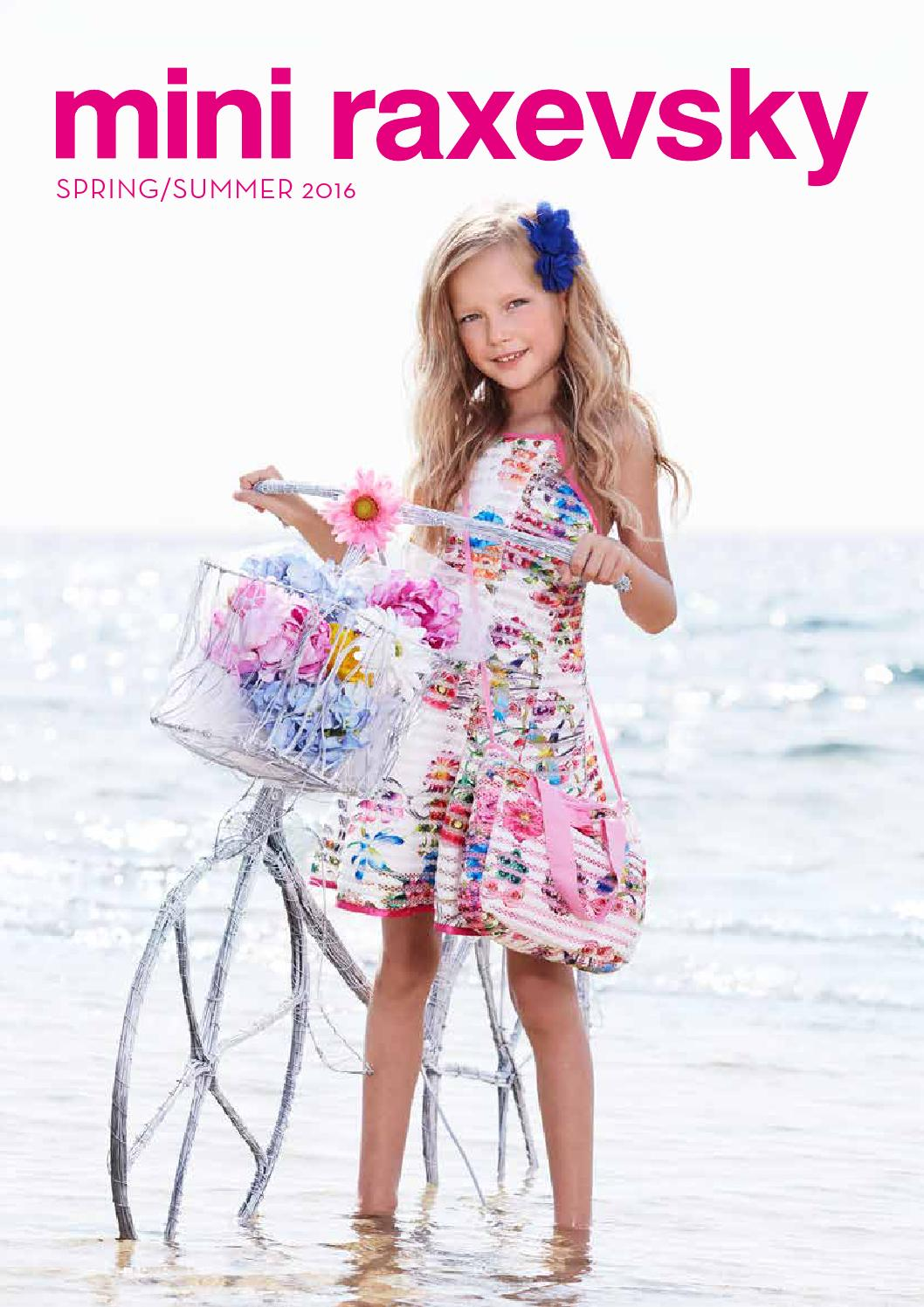Mini raxevsky collection spring summer 2016 by mini for Mini boden winter 2016