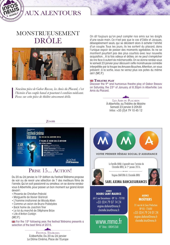 Les 3 Vallées Infosnews n°274 by Magazine INFOSNEWS - issuu