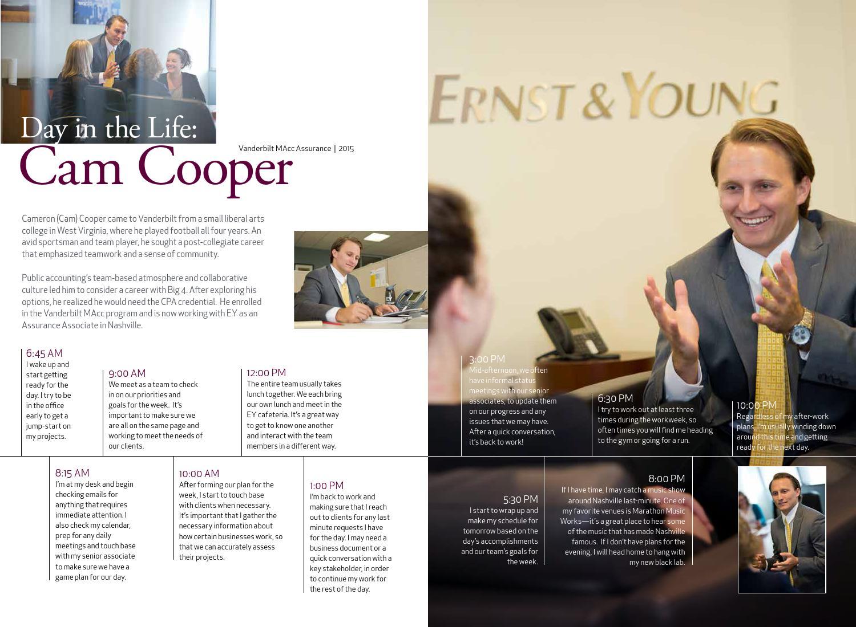 Day in the Life: Cam Cooper, MAcc '15 by Vanderbilt Owen