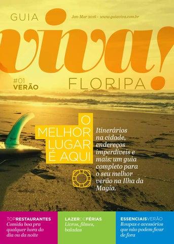 f53cc107c7 Guia Viva Floripa  01 Verão 2015 by Lucaz Mathias - issuu