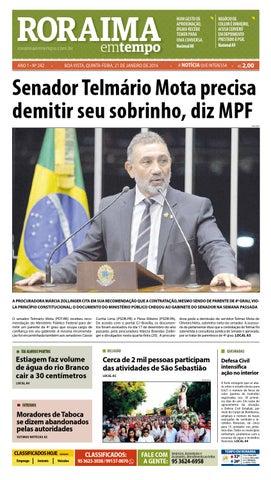 b0d7a8a41 Jornal roraima em tempo – edição 242 – período de visualização ...