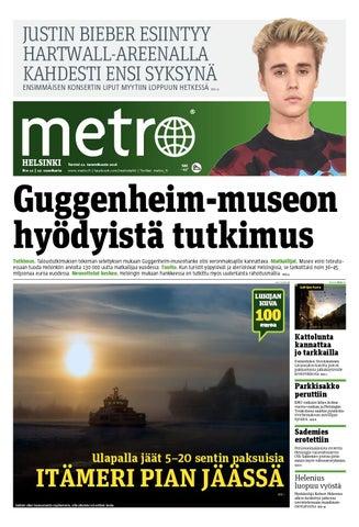 20160121 fi helsinki by metro finland - issuu 021e44e4af