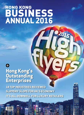 8e22d5c9114ef8 Hong Kong Business High Flyers 2015 by Charlton Media Group - issuu