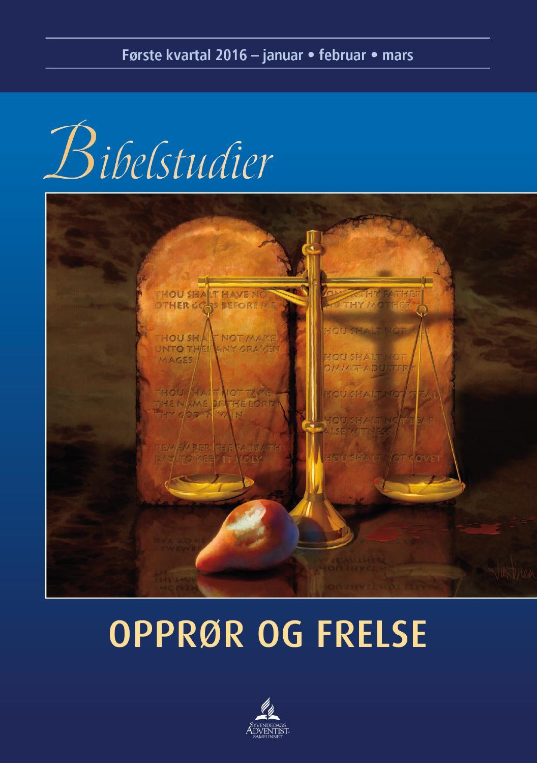 8fb1fcb4 Bibelstudier 2016 1 by Widar Ursett - issuu