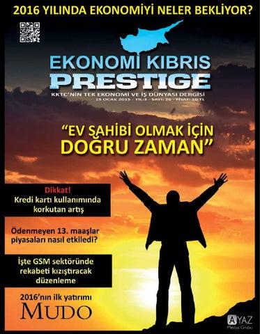 Ekonomi Kıbrıs Prestige 15 Ocak 2015 By Ayaz Medya Grubu Issuu