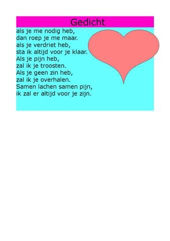 Favoriete Gedicht by Ed Voetee - issuu @VB26