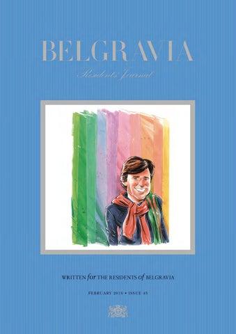 Belgravia Resident's Journal February 2016 by Runwild Media