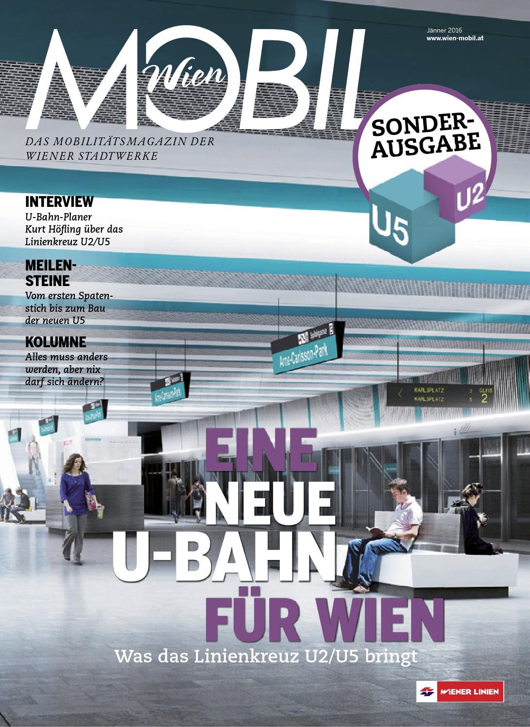 Wien Mobil Sonderausgabe by Wiener Linien - issuu