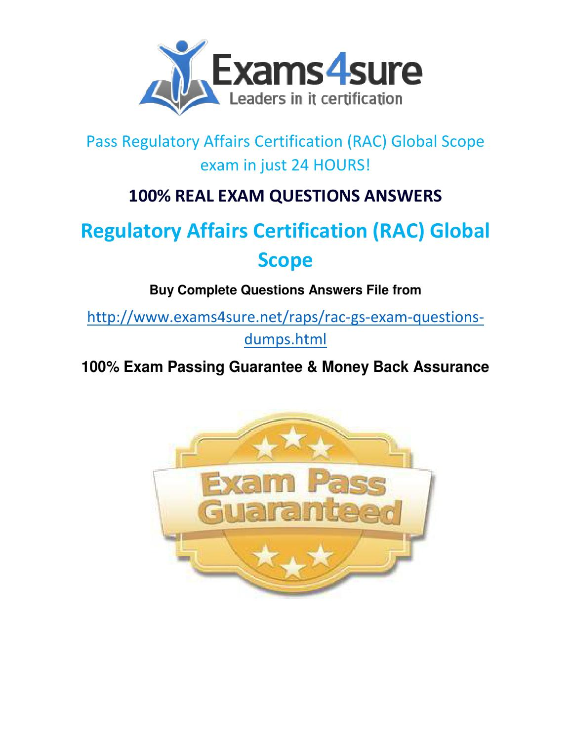 Rac Practce Questions By Jasper61 Issuu