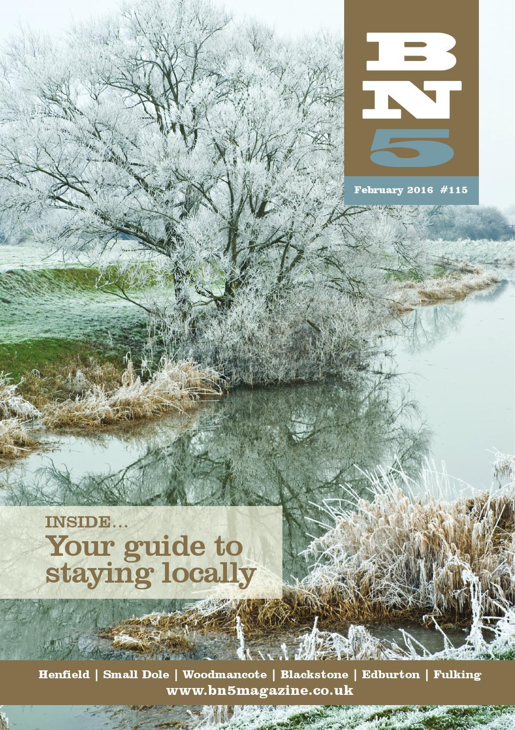 Garden Centre: BN5 February 16 By BN5 Magazine