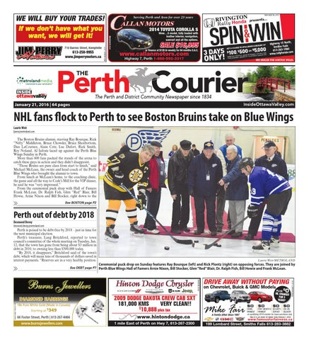 perth012116 by metroland east the perth courier issuu