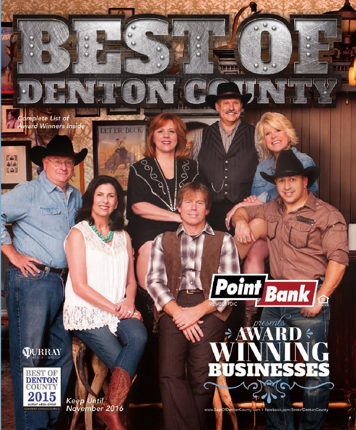 Best of Denton County 2015 by Murray Media Publishing - issuu