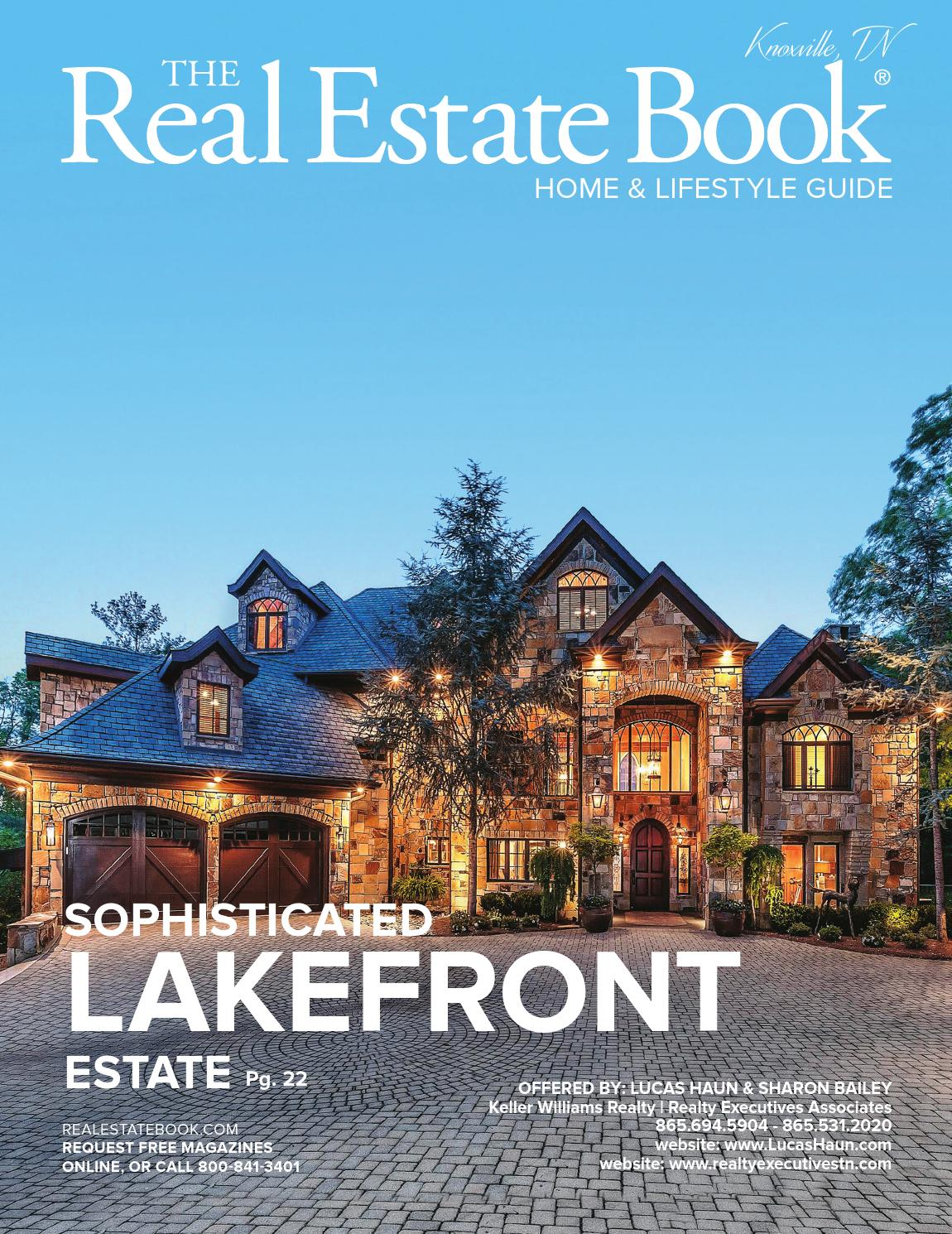 The Real Estate Book of Knoxville TN by DFLYDesigns - issuu