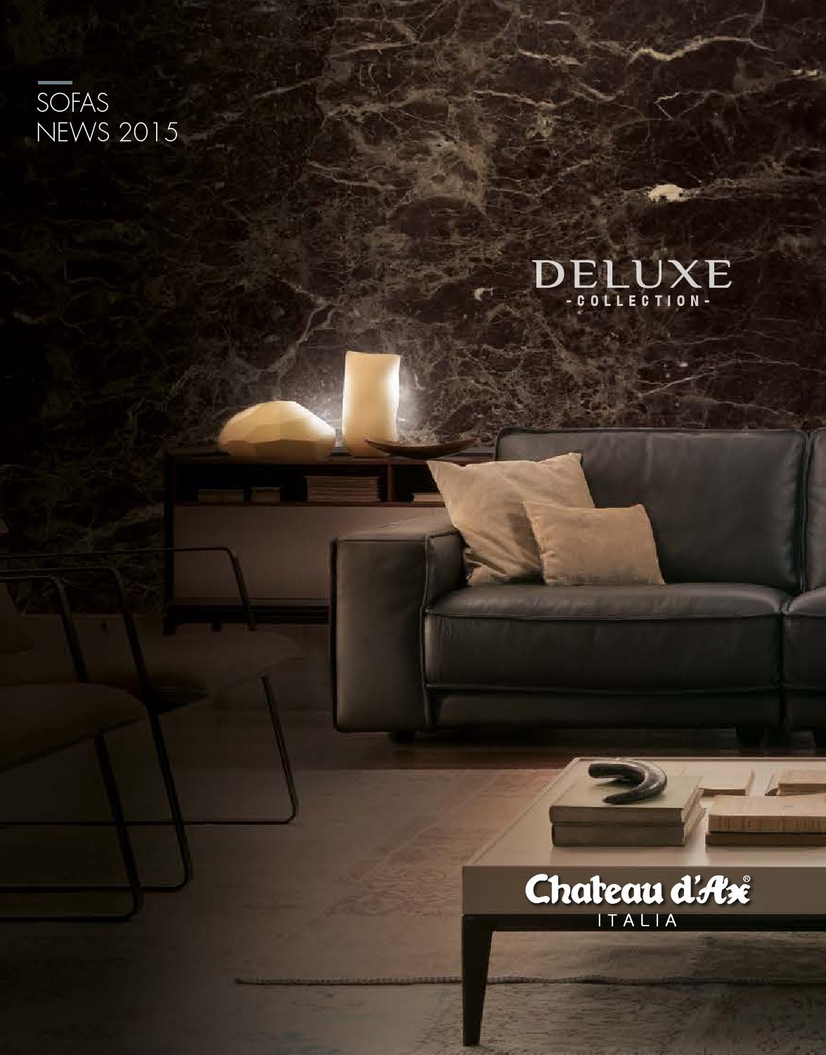 Chateau Dax Furniture Reviews: Deluxe Collection (Cat Sofas Update 2015