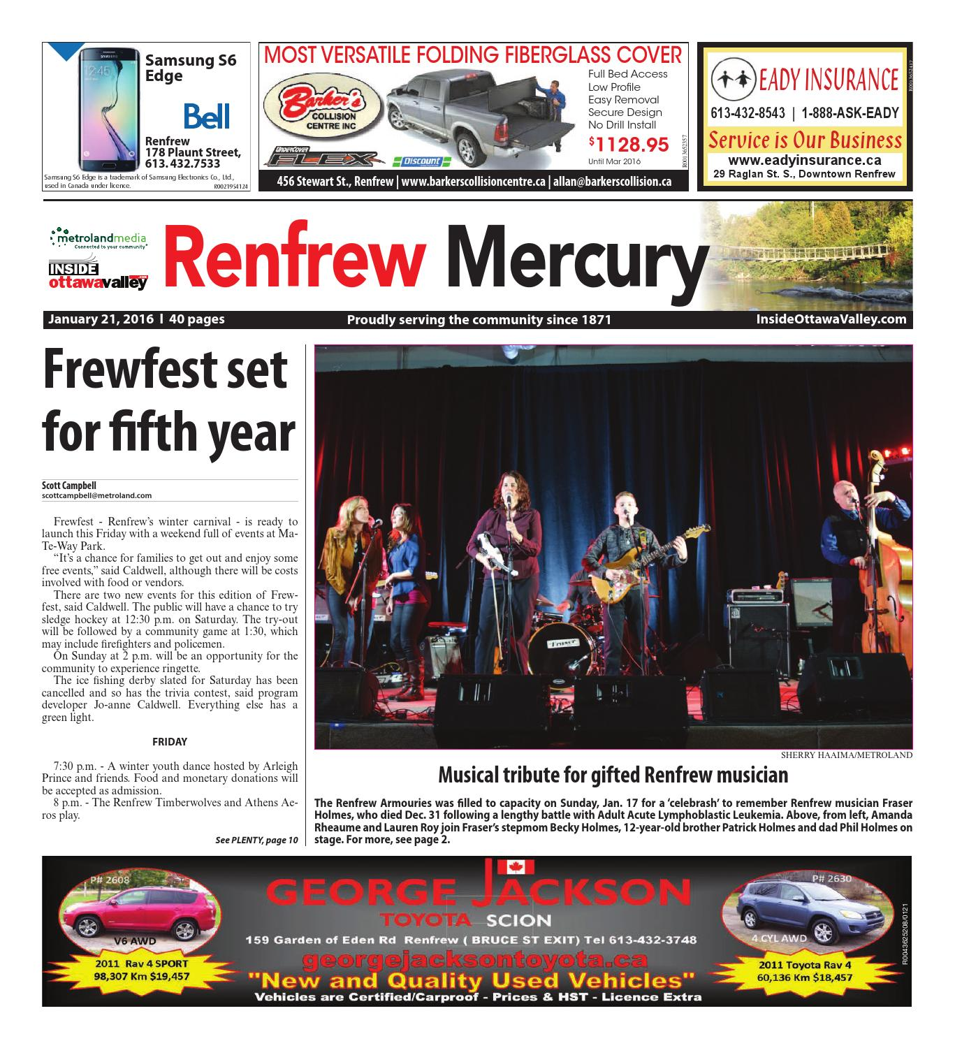 Renfrew by Metroland East Renfrew Mercury issuu