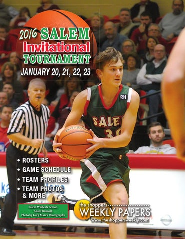 2016 Salem Invitational Tournament by Scott Pinkowski issuu