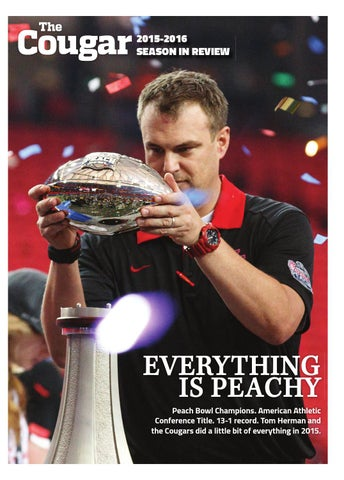 5bec057a243 Volume 81 Issue 17 Football Edition. Peach Bowl Champions. American ...