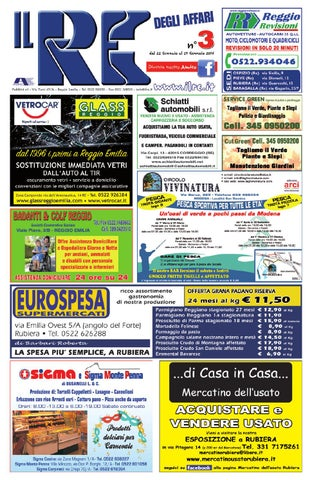 IL RE DEGLI AFFARI N° 3 by Il Re degli Affari - issuu 6bd26925371
