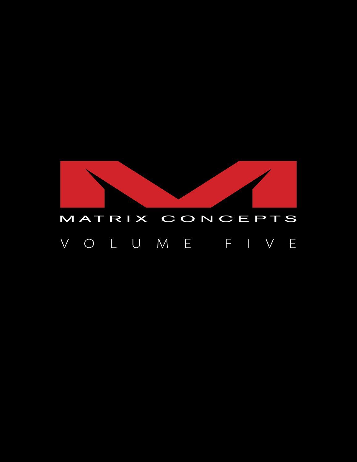 Red Set of 2 Matrix Concepts M1 1.5 Phatty Tie-Down