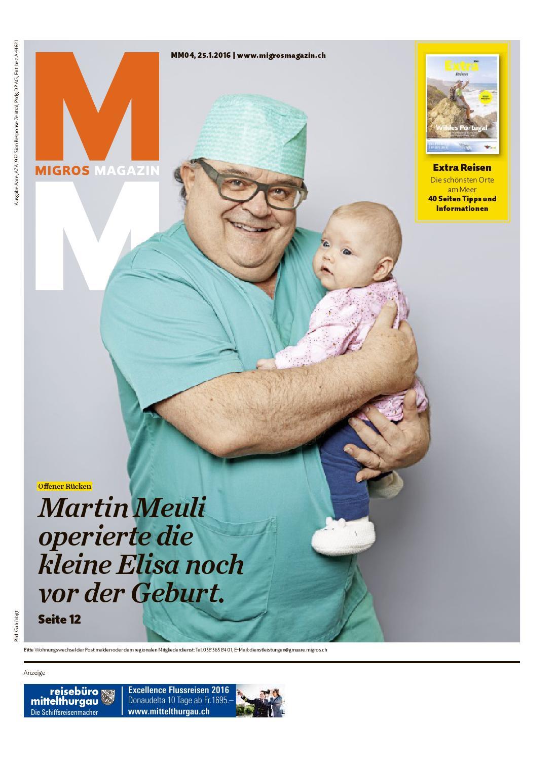 Migros magazin 04 2016 d aa by Migros-Genossenschafts-Bund - issuu