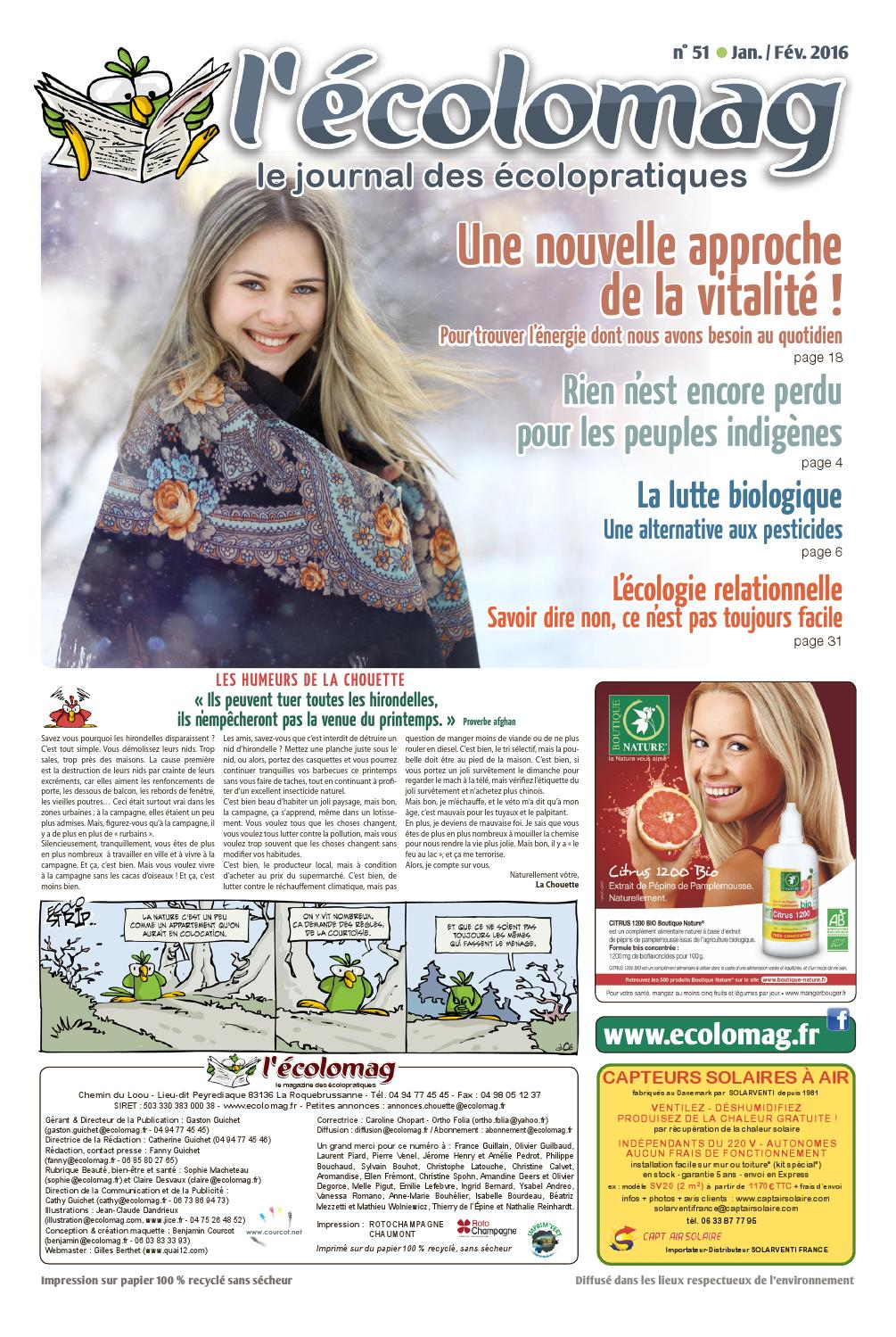 L Ecolomag n°51 by L Ecolomag - issuu e0251d44bde