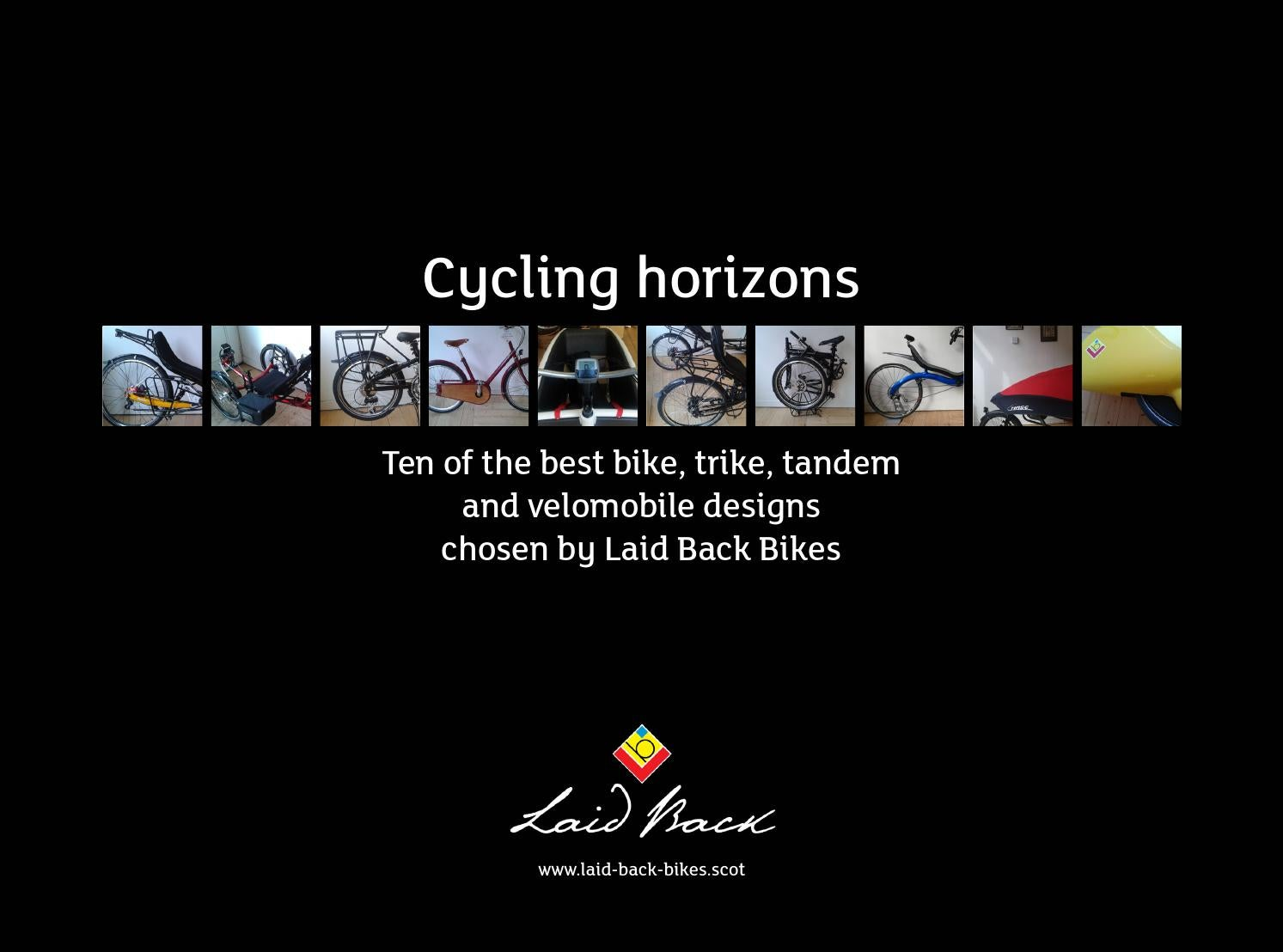 Cycling Horizons by David Gardiner - issuu
