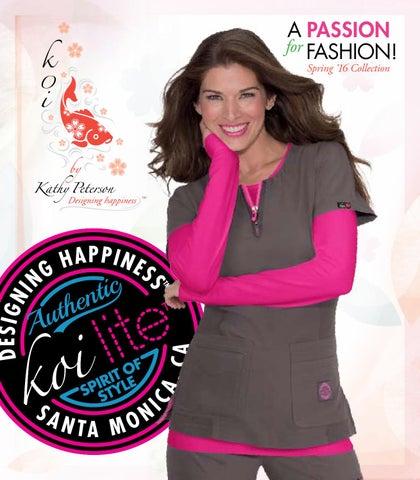 6bf99e27cea 16spr koi catalog spreads lowres (1) (1) by Lambert's Uniforms - issuu