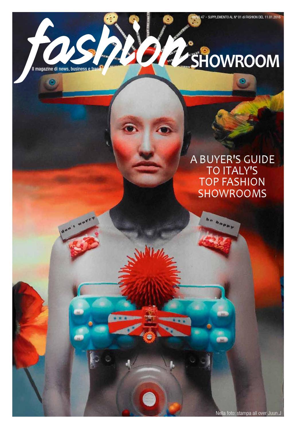 Fashion Showroom gen 2016 by Fashionmagazine - issuu f812a51d272