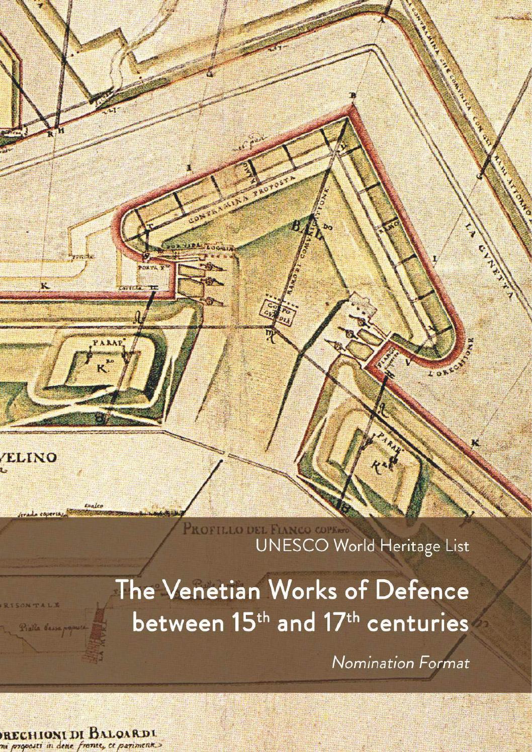 Il Dossier Di Candidatura Unesco Dei Sistemi Difesa Veneziani 1991 Mercy 420 Sel Fuse Box Diagram Tra Xv E Xvii Secolo By Comune Bergamo Issuu