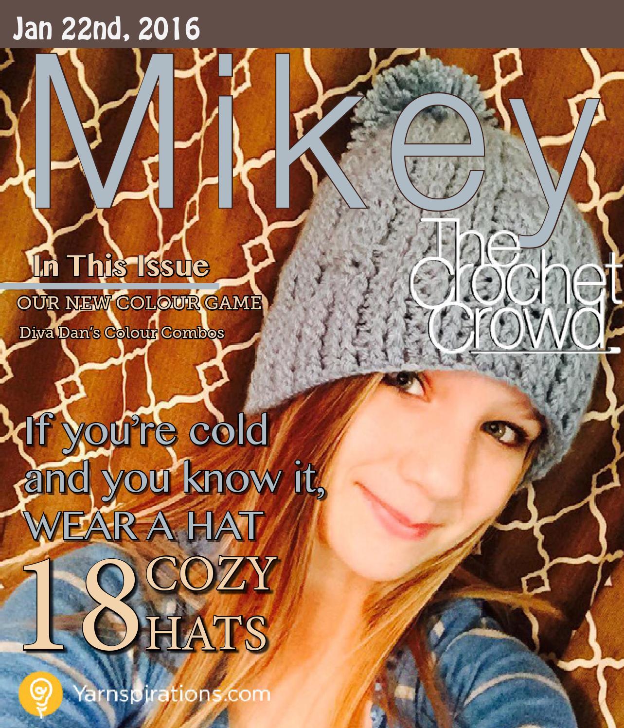 Mikey Magazine: Jan 22, 2016 by The Crochet Crowd - issuu