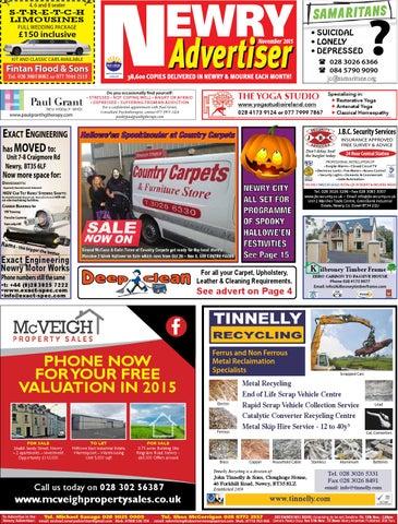 Mot Centre Newry >> Newry Advertiser Nov 15 By Newry Advertiser Issuu