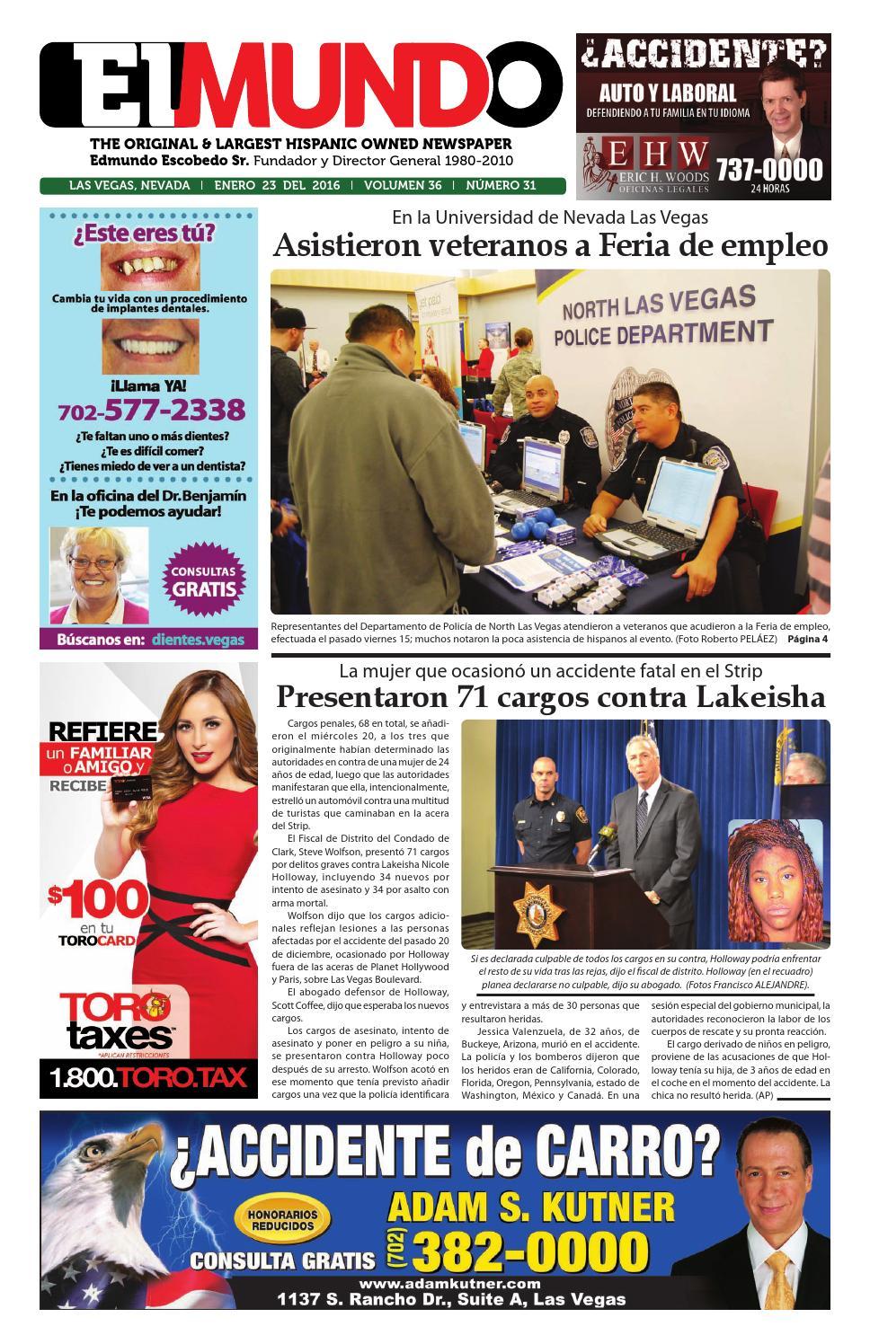 EM-LV 20160123 by El Mundo Ltd - issuu