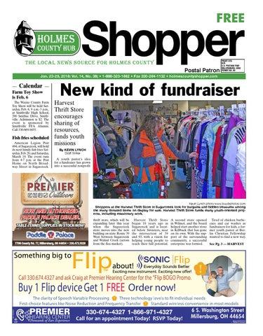 Holmes County Hub Shopper Jan 23 2016 By Gatehouse Media Neo Issuu