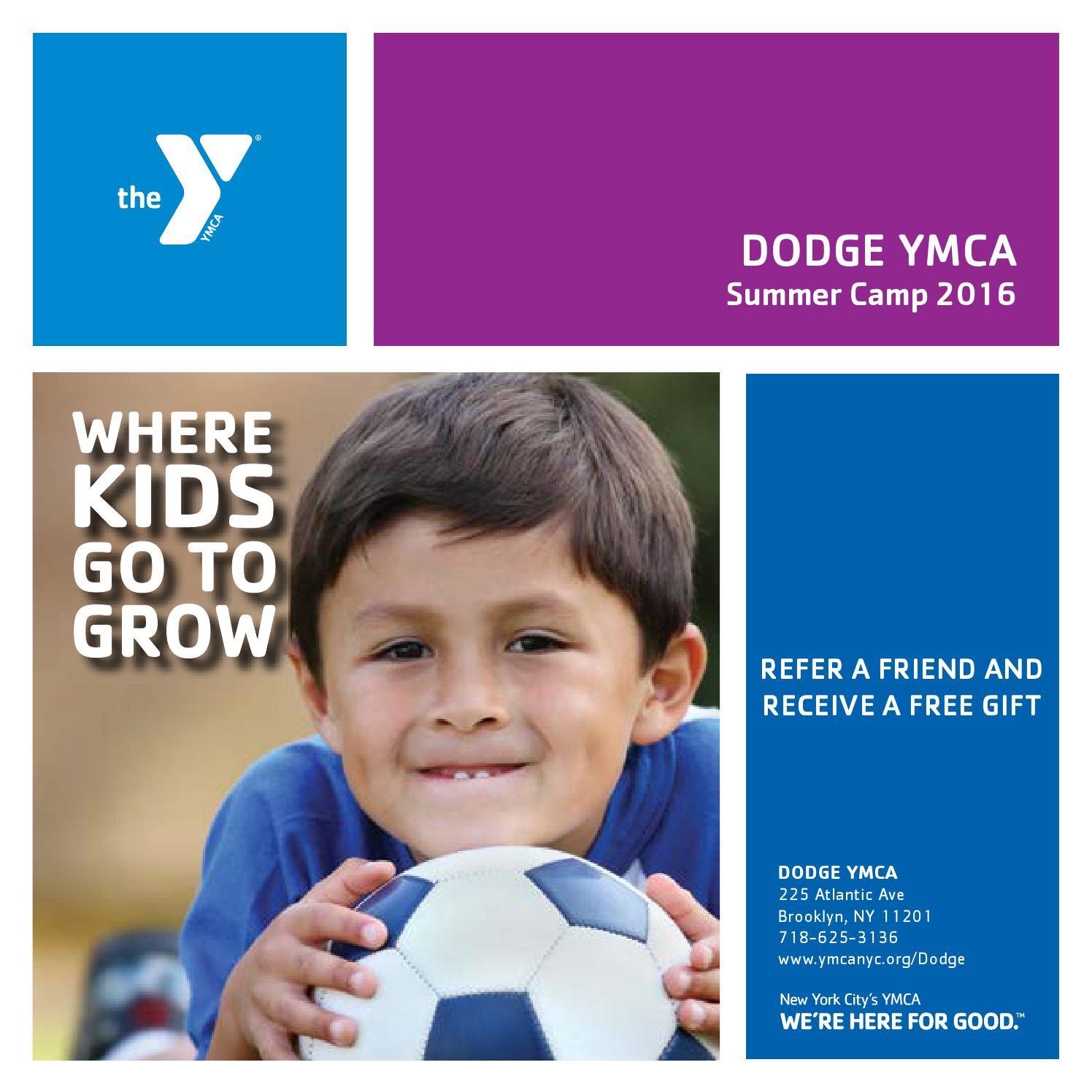 dodge ymca  summer camp brochure   york citys ymca issuu