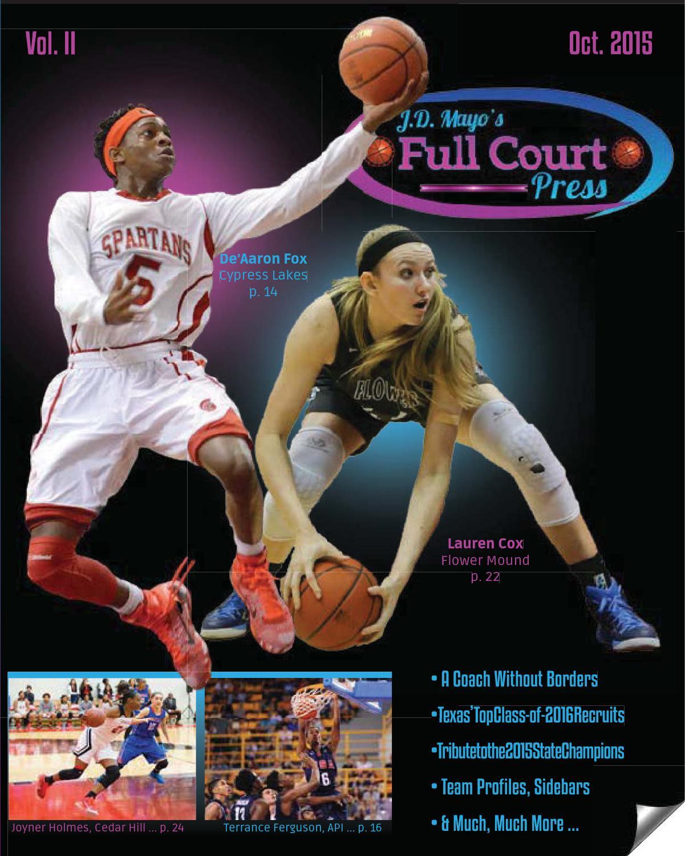 J D  Mayo's Full Court Press by Digital Publisher - issuu