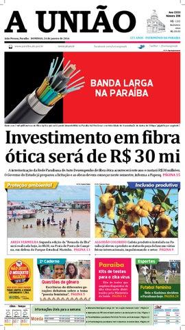 0289f309ed0b9 Jornal A União 24 01 16 (1) by Jornal A União - issuu