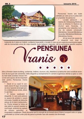Page 18 of Pensiunea Vranis, Sadova, judetul Suceava