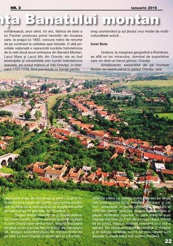 Page 23 of Oravita - resedinta Banatului montan