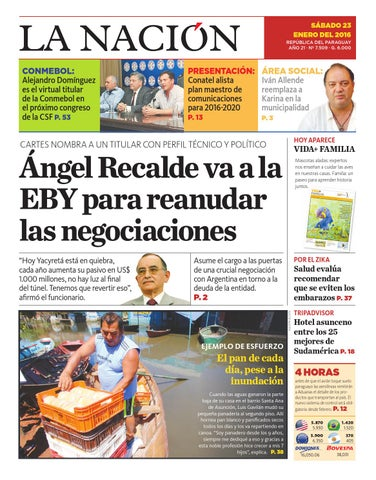 DIARIO LA NACIÓN EDICIÓN 7.509 by La Nación - issuu