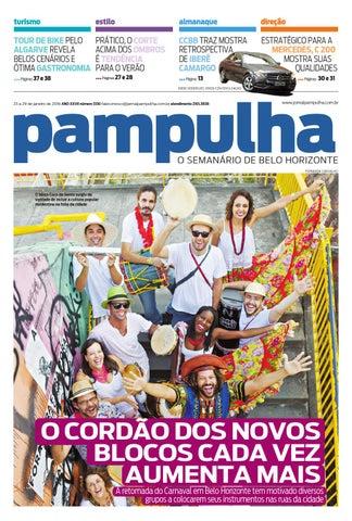 Pampulha Sáb 23012016 By Tecnologia Sempre Editora Issuu