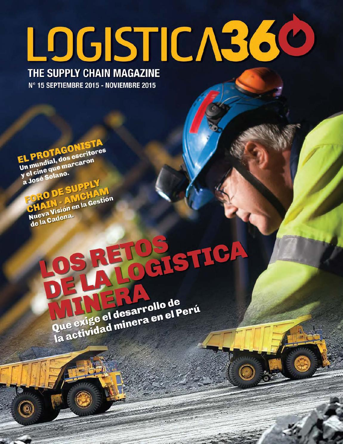 Edicion 15 by Logistica 360 The Supply Chain Magazine - issuu