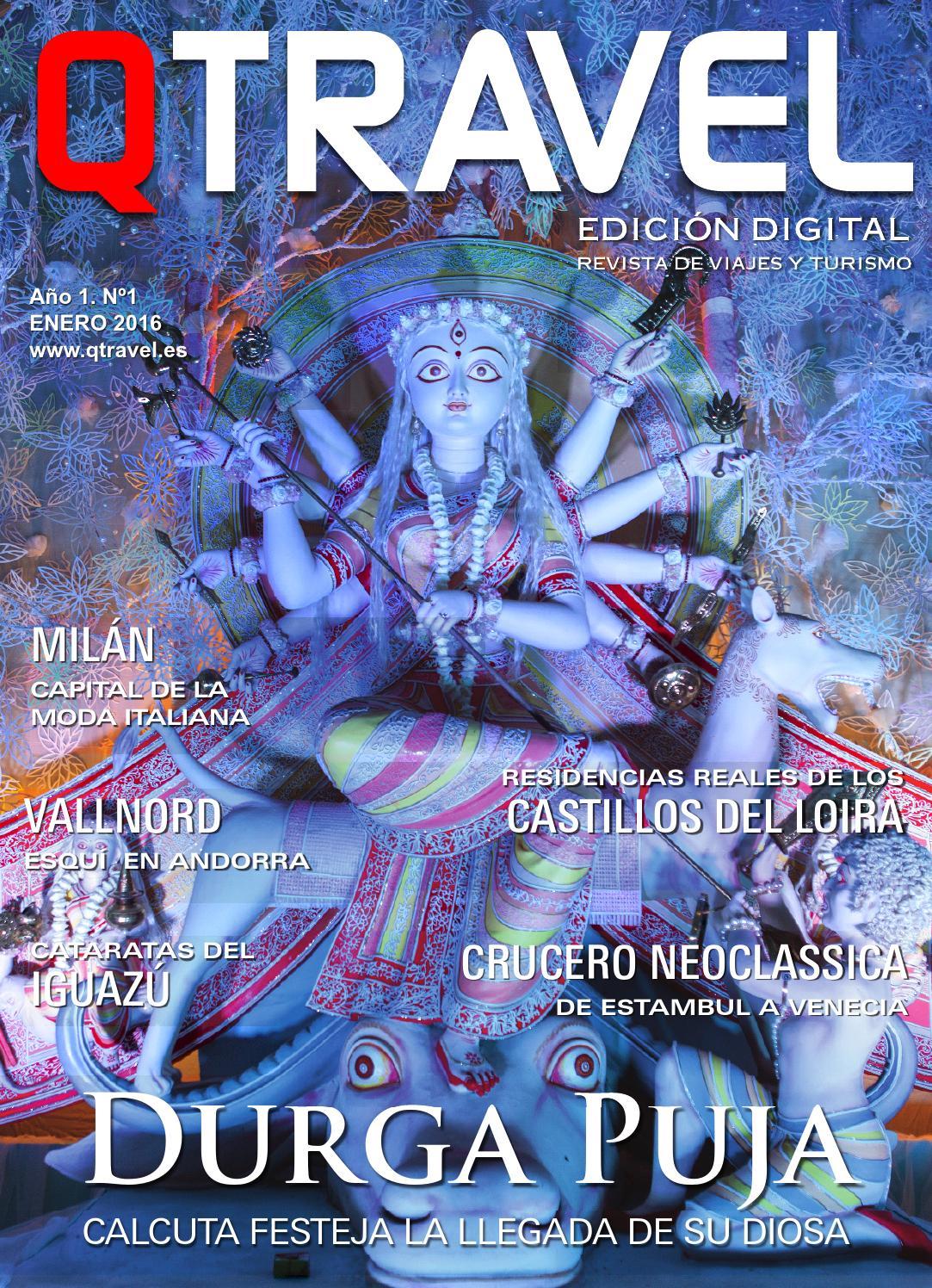 Revista de viajes QTRAVEL Digital nº1 by REVISTA QTRAVEL - issuu