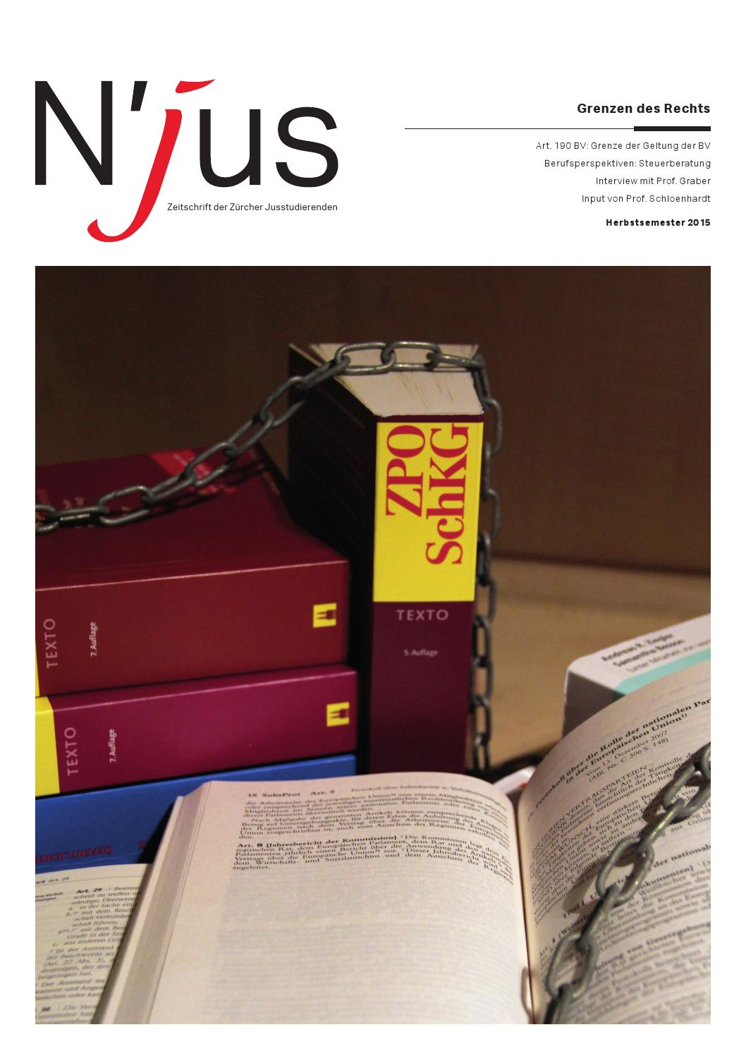 N\'Jus HS15 by FV Jus - issuu