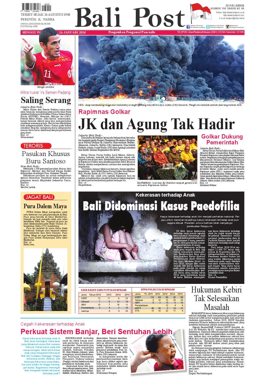 Edisi 24 Januari 2016