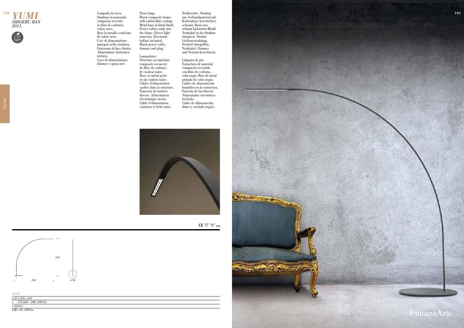 Lampada Da Studio Design fontanaarte catalogue 2012 by fabrika sveta - issuu