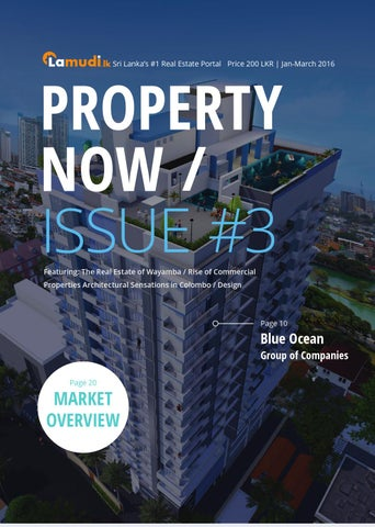 Lamudi - Property Now / Issue #3