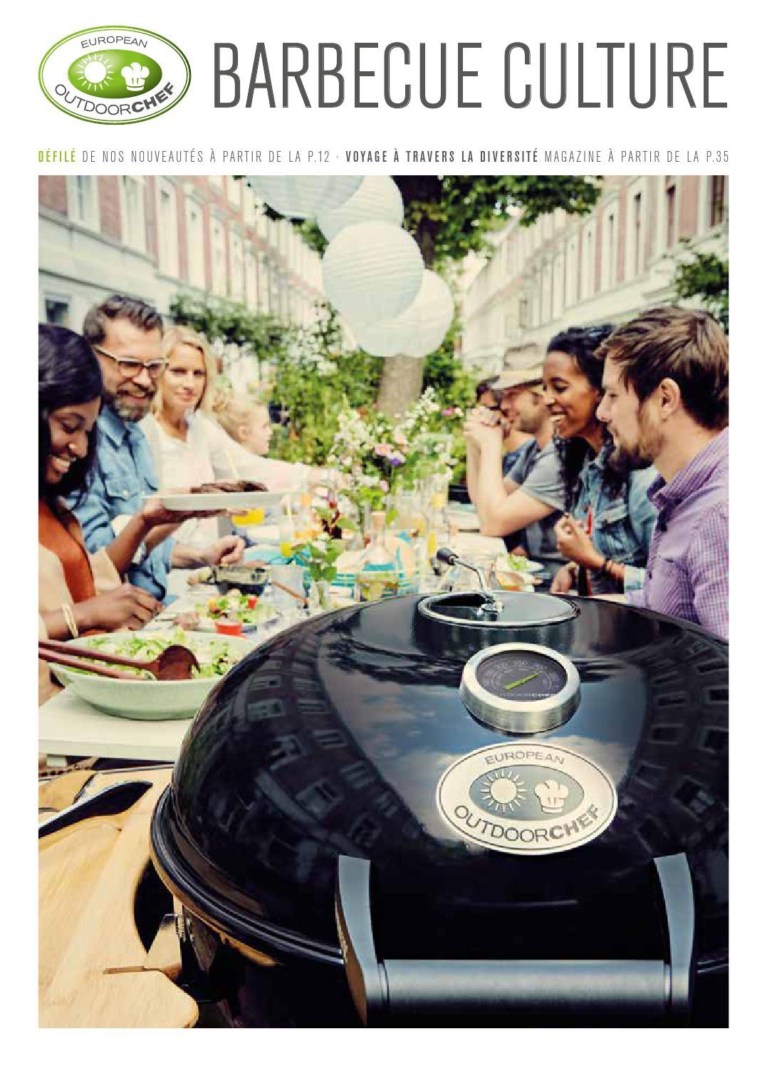Outdoorchef 480570 System Line Plaque de Cuisson, Noir, 33